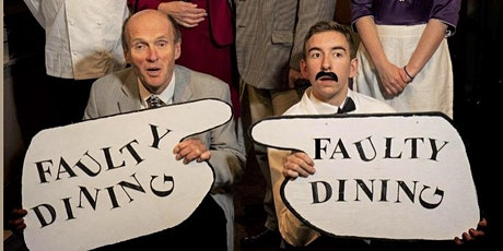 Faulty Dining at the Corn Exchange tickets