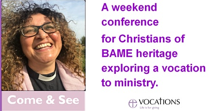 Eastern Region Minority Ethnic Vocations Conference (VOC) tickets