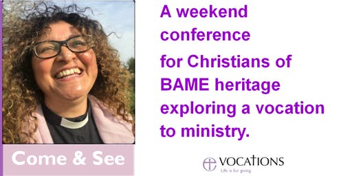 Eastern Region Minority Ethnic Vocations Conference (VOC)