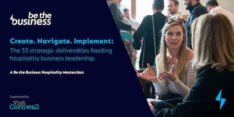 Leadership & Strategy: A Hospitality Masterclass tickets