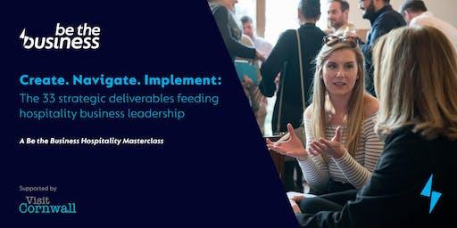 Leadership & Strategy: A Hospitality Masterclass
