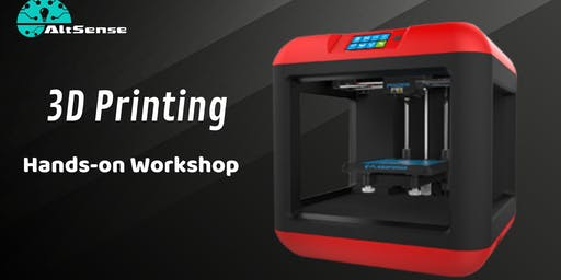 3D Printing one day hands on workshop