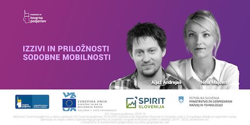 Start:up Müsli: Izzivi in priložnosti sodobne mobilnosti