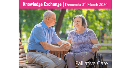 KHP Palliative Care CAG Knowledge Exchange: Dementia tickets