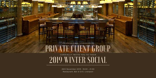 Private Client Group - 2019 Winter Social