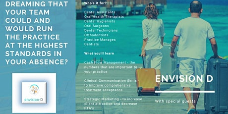 envision D Dentistree - Grow Your Practice tickets