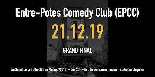 L'entre-potes comedy club saison 2 : GRAND FINAL
