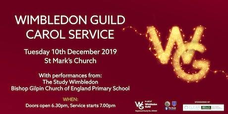 Wimbledon Guild Carol Service  tickets