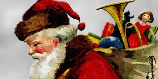 Meet Santa Claus at the Vestry House Museum