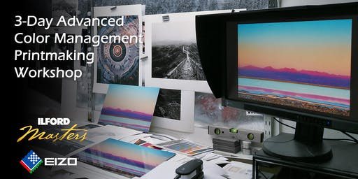 3-day Color Management and Printmaking Workshop (Advanced)(Jakarta)