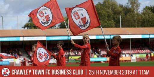 Crawley Town Business Club Networking Event - November