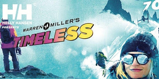 EDINBURGH - Warren Miller's Timeless presented by Helly Hansen