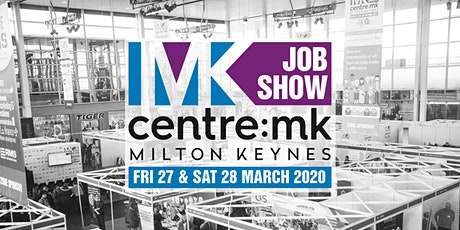 MK Job Show | Careers & Job Fair in Milton Keynes tickets