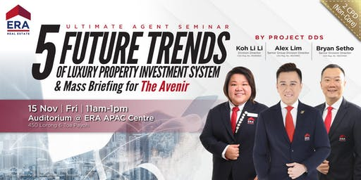 [UAS] 5 Future Trends Of Luxury Property Investment System & Mass Briefing