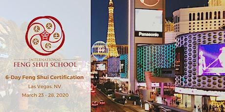 6-Day Feng Shui Certification in Las Vegas, NV tickets