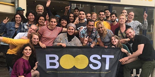 The Present Movement meet-up: BOOST
