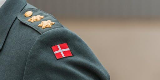Forsvar og forbehold – Danmarks sikkerhed i en usikker verden (Odense)