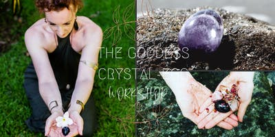 BLISSFULL GODDESS WORKSHOP ~ The Goddess Crystal