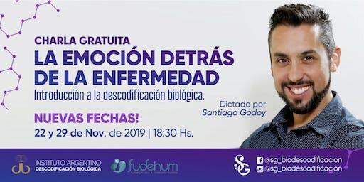 LA EMOCIÓN DETRÁS DE LA ENFERMEDAD