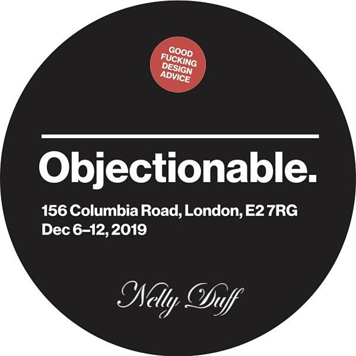 Private View: OBJECTIONABLE. from Brian & Jason image