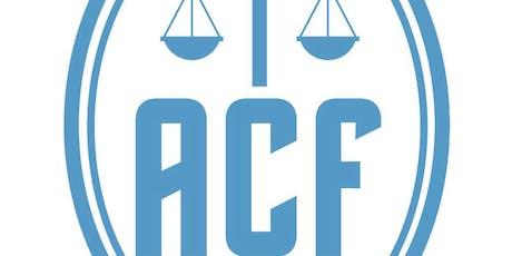 """PRIMERA JORNADA DE ACTUALIZACION DE CONTROLADORES DE FALTAS  """"Procedimiento de Faltas de la CABA. Reforma introducida por la  Ley Nº 6192"""" (SEGUNDA ETAPA) entradas"""