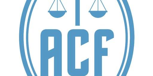"""PRIMERA JORNADA DE ACTUALIZACION DE CONTROLADORES DE FALTAS  """"Procedimiento de Faltas de la CABA. Reforma introducida por la  Ley Nº 6192"""" (SEGUNDA ETAPA)"""