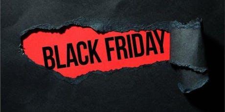 Monta tu propio metabuscador de ofertas para el Black Friday entradas