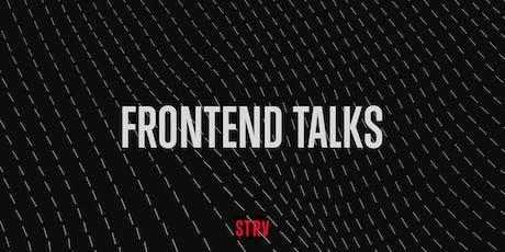 Frontend Talks BRN tickets