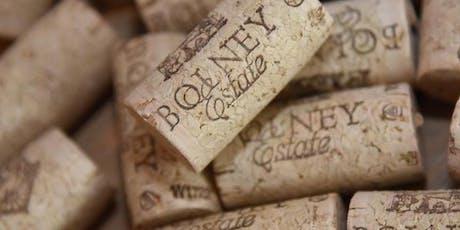 Bolney Wine Dinner tickets