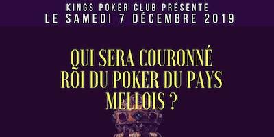 Open du Kings Poker Cub 2019