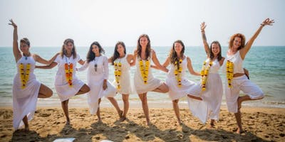 200 Hour Yoga Certification in Goa India