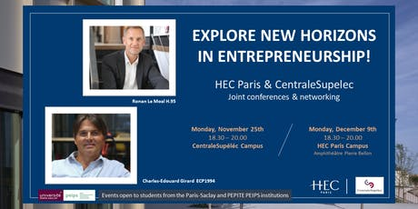 Explore New Horizons in Entrepreneurship #1 bilhetes