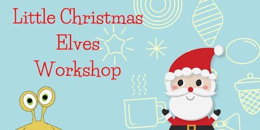 Little Christmas Elves Workshop