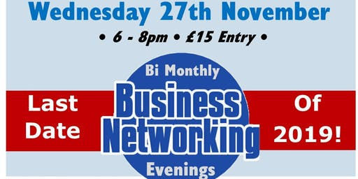 Bi-Monthly Business Networking Evening