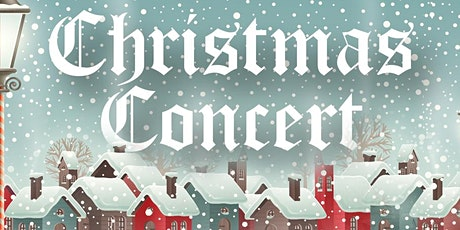 CSGS Christmas Concert 2019 tickets
