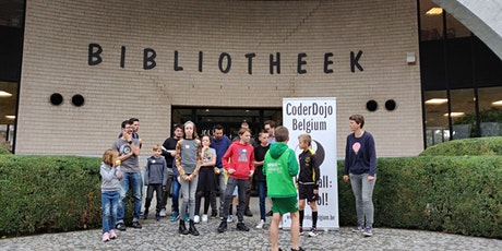 CoderDojo Hoogstraten - 06/06/2020 tickets