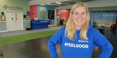 """""""Fast-Track to #FEELGOOD"""" Workshop tickets"""