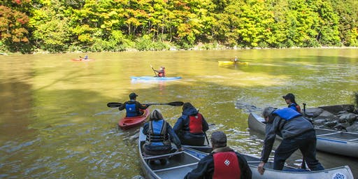 Public Forum in Rochester: Genesee River Canoe/Kayak Access Sites