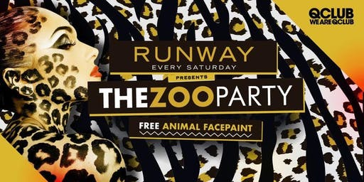 Runway Presents The Zoo Party!