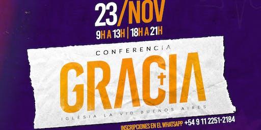 Conferencia Gracia