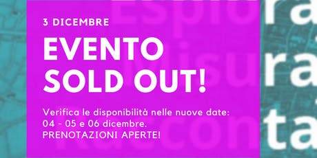 Inaugurazione MUSEO DI GEOGRAFIA! Speciale visite guidate gratuite biglietti