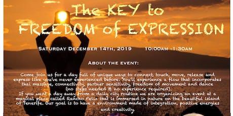The Key to Freedom of Expression entradas