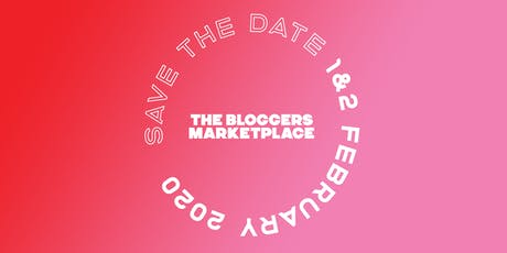 The Blogger Marketplace 2020 tickets