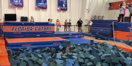 Gator Gymnastics Practice Meet