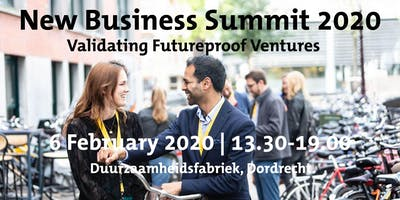 NEW BUSINESS SUMMIT 2020 | Validating Futureproof Ventures
