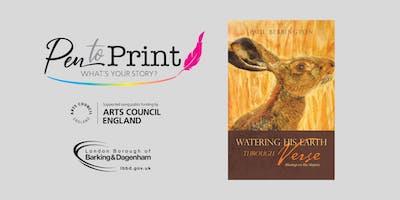 Pen to Print: Paul Bebbington Book Launch - Poet