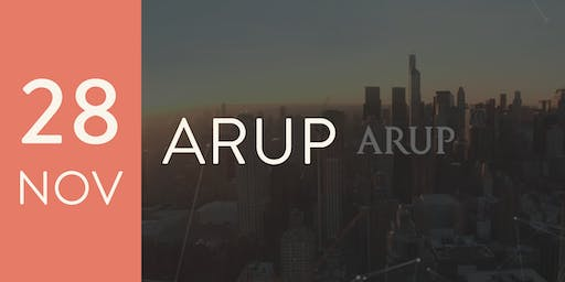 LYA Architects' Breakfast: Smart Cities/Connected Cities with Rick Robinson from ARUP
