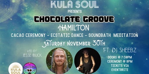 Kula Soul Presents: Chocolate Groove Hamilton