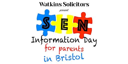 SEN Information Day for Parents in Bristol