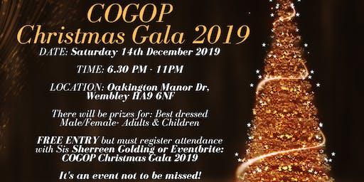 COGOP Christmas Gala 2019